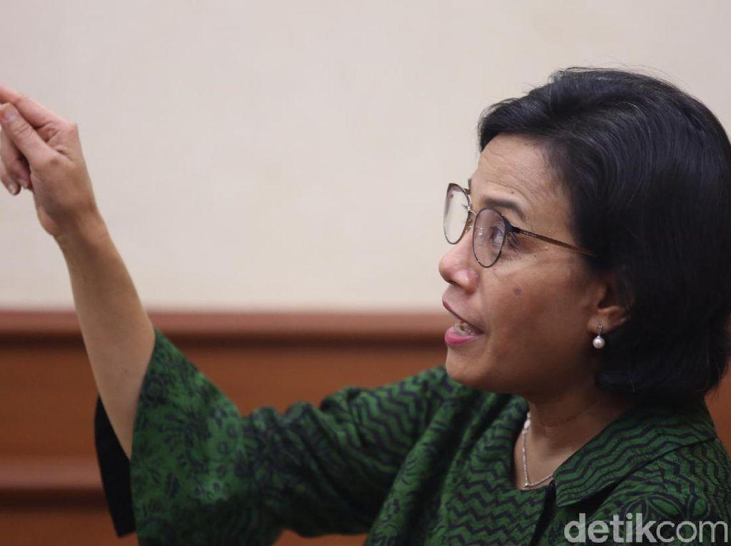 Sri Mulyani Bawa Masalah Pajak Google Cs ke KTT ASEAN dan G20