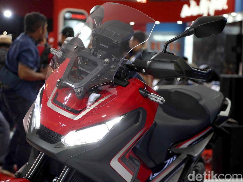 Ini yang Bikin Honda X-ADV Dibanderol Dua Kali Lipat dari Avanza
