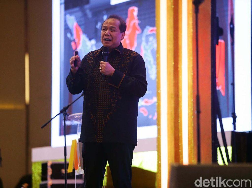 CT Yakin Indonesia Lolos Krisis COVID-19 dengan Selamat