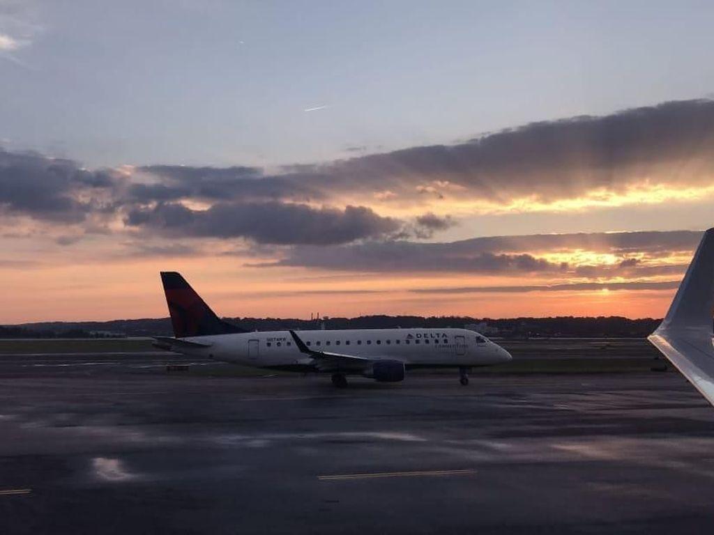 Maskapai Minta Aturan Impor Onderdil Pesawat Diperlonggar