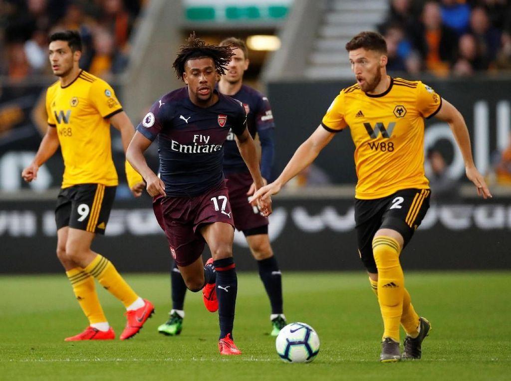 Iwobi: Arsenal Harus Cepat Bangkit, Jangan Larut dengan Kekecewaan