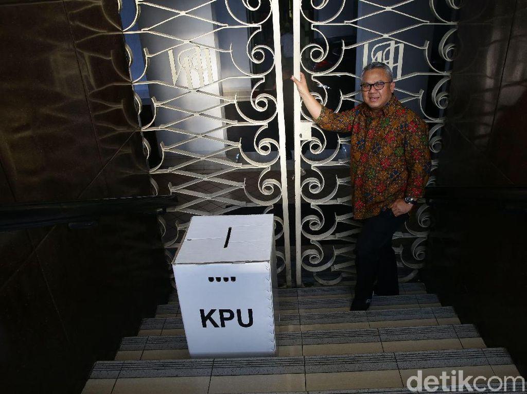 Begini Persiapan KPU Hadapi Gugatan Sengketa Pemilu di MK