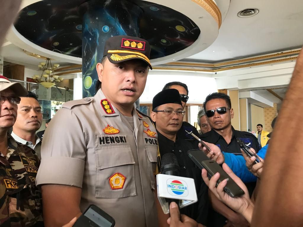 Polisi Dalami Motif Penyerangan Posko FBR di Jakarta Barat