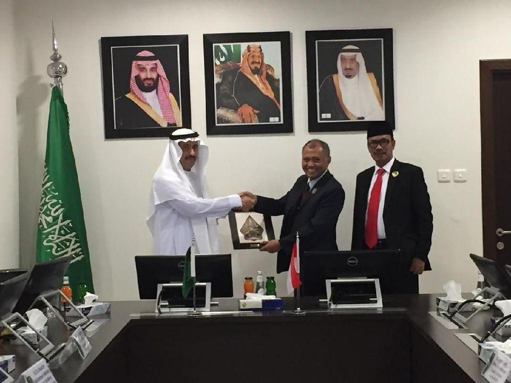 Ketua KPK Kunjungi Nazaha Saudi, Bahas Kerja Sama Pemberantasan Korupsi