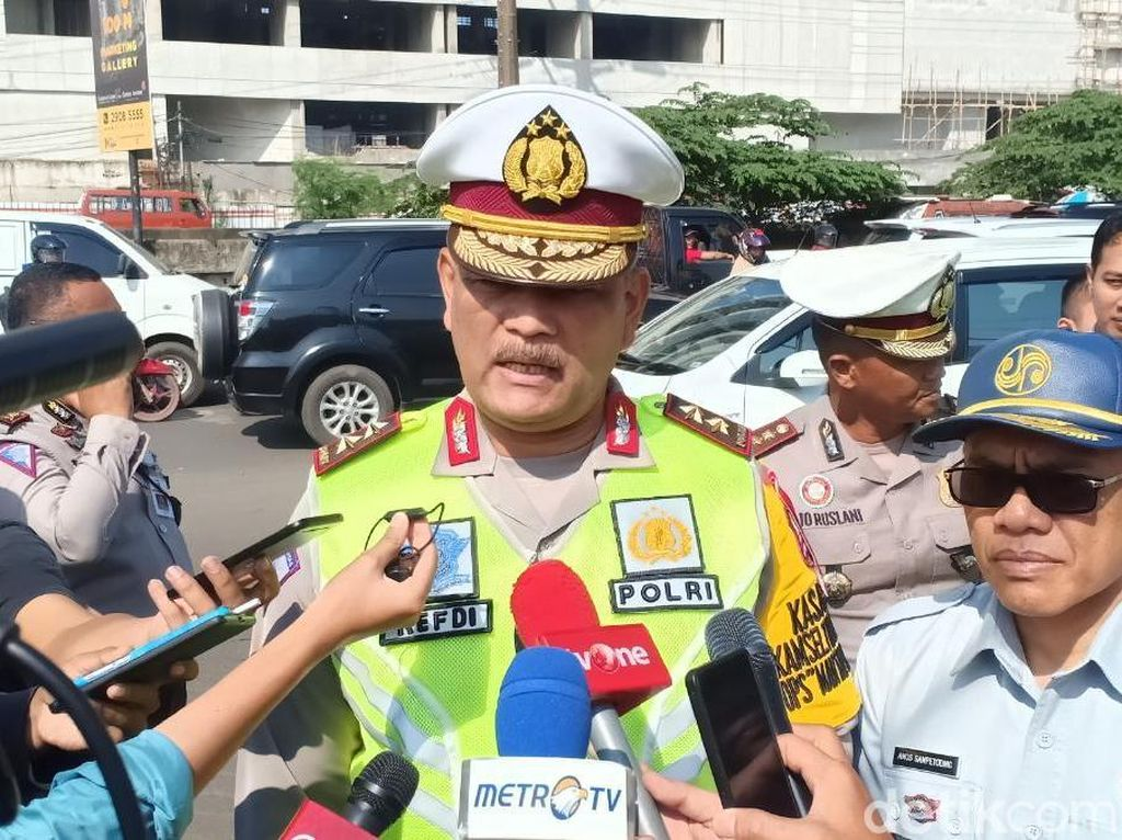 Kakorlantas Minta Operator Perkuat Jaringan di Tol Trans Sumatera