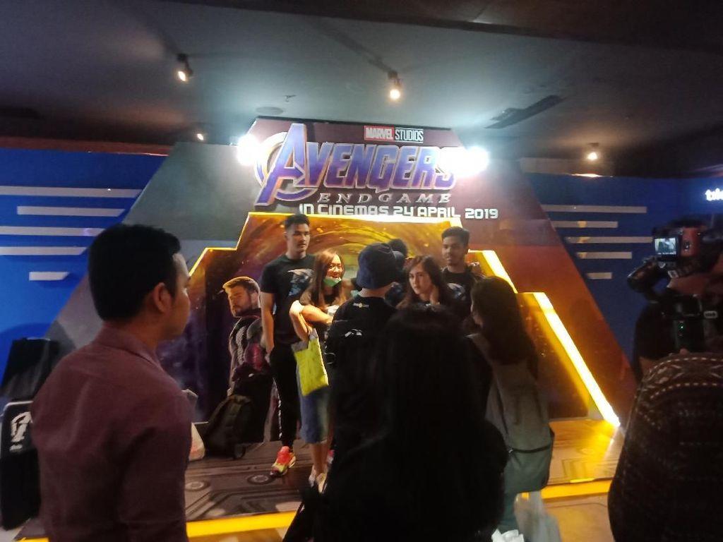 Gaet Milenial, Tiket.com Gelar Nobar Avengers: Endgame