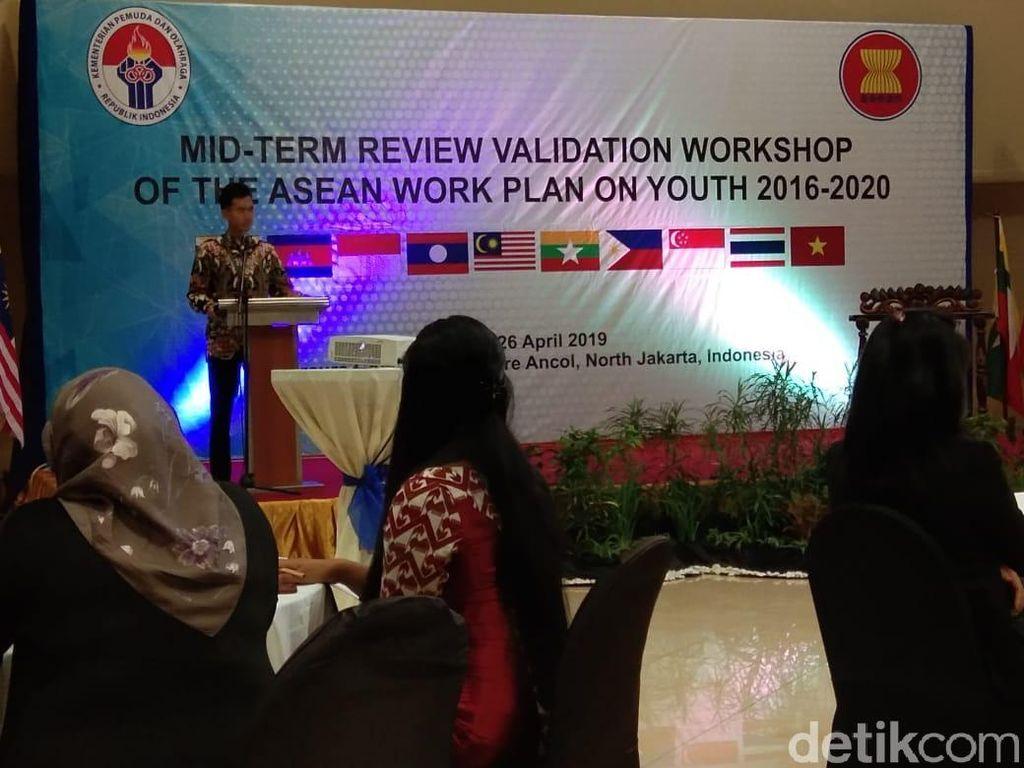 Cegah Intoleransi, Pemuda Se-ASEAN Bertemu Bahas Antiradikalisme