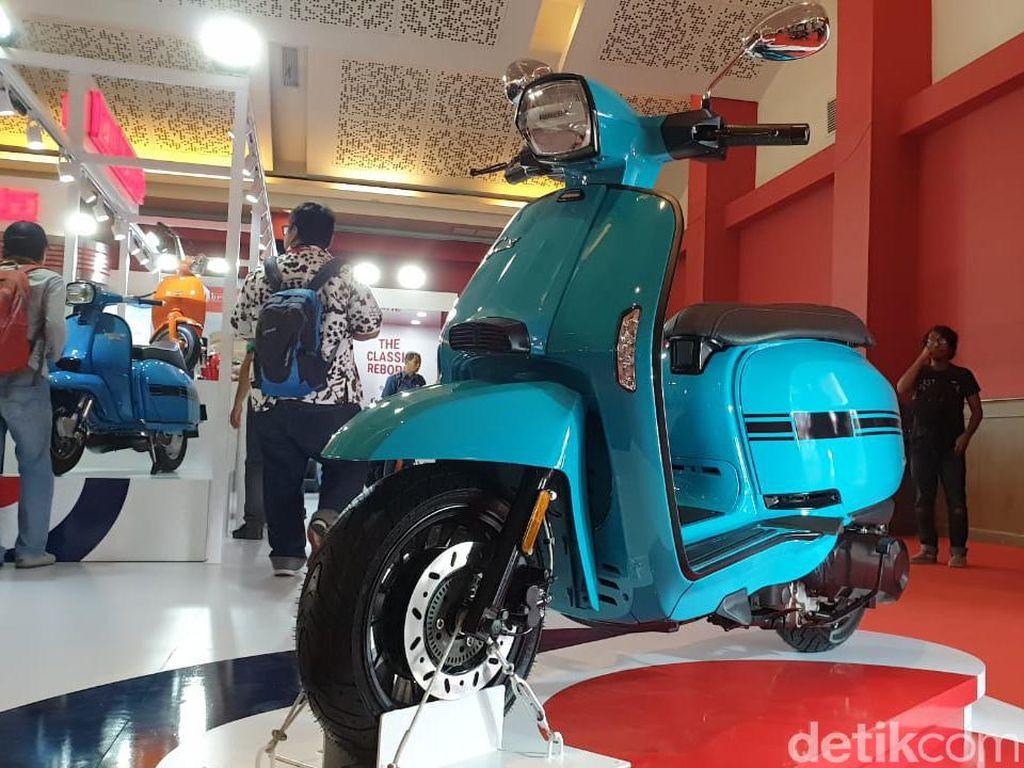 Indonesia Direncanakan Jadi Pusat Produksi Lambretta di Asia Tenggara