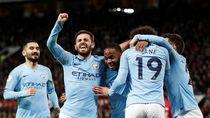 Video: Gol-gol Kemenangan City Atas MU