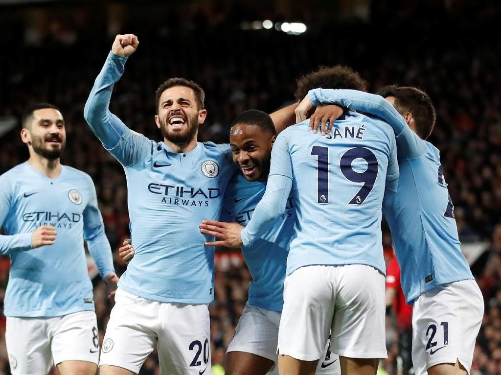 Final Liga Inggris: Brighton Vs Man City, Liverpool Vs Wolverhampton