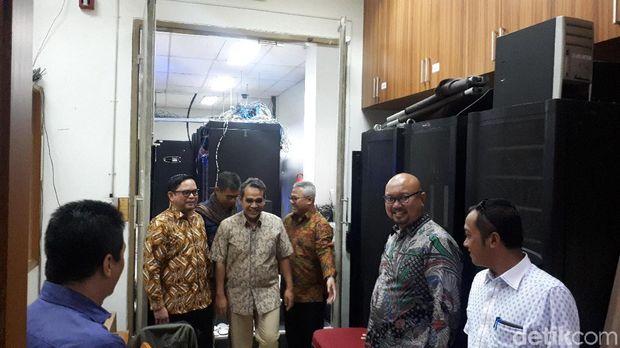 Datangi KPU, BPN Prabowo Pantau Server Hingga Tanya Dugaan Kecurangan