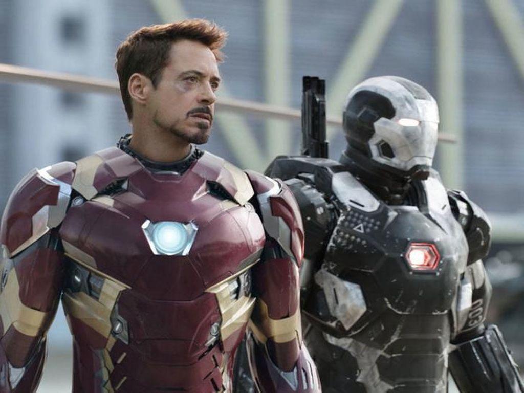 Ini Daftar Pemeran Avengers Bergaji Tertinggi
