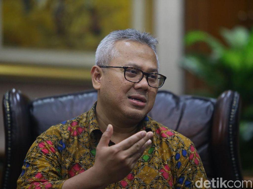 KPU: Isu Pileg Campur Pilpres di 2019 Bikin Pemilih Tak Fokus