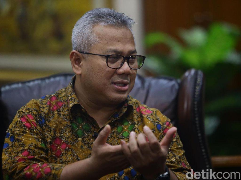 Dalil DKPP Pecat Arief Budiman dari Ketua KPU Dinilai Multi Interprestasi