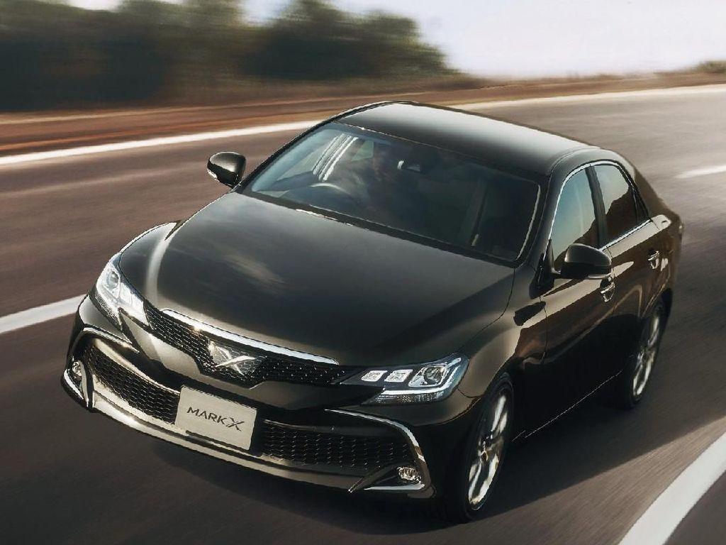 6 Fakta Toyota Mark X, Mobil Langka yang Terlibat Kecelakaan di Bintaro