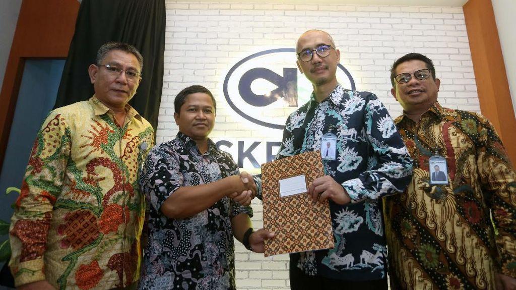 Askrindo Syariah Resmikan Teras Mitra di Bekasi