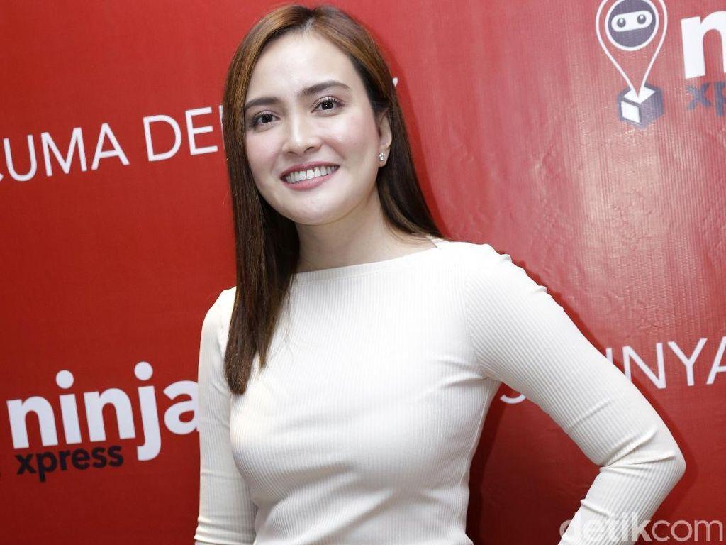 Shandy Aulia Bijak Tanggapi Hujatan Netizen Olahraga saat Hamil