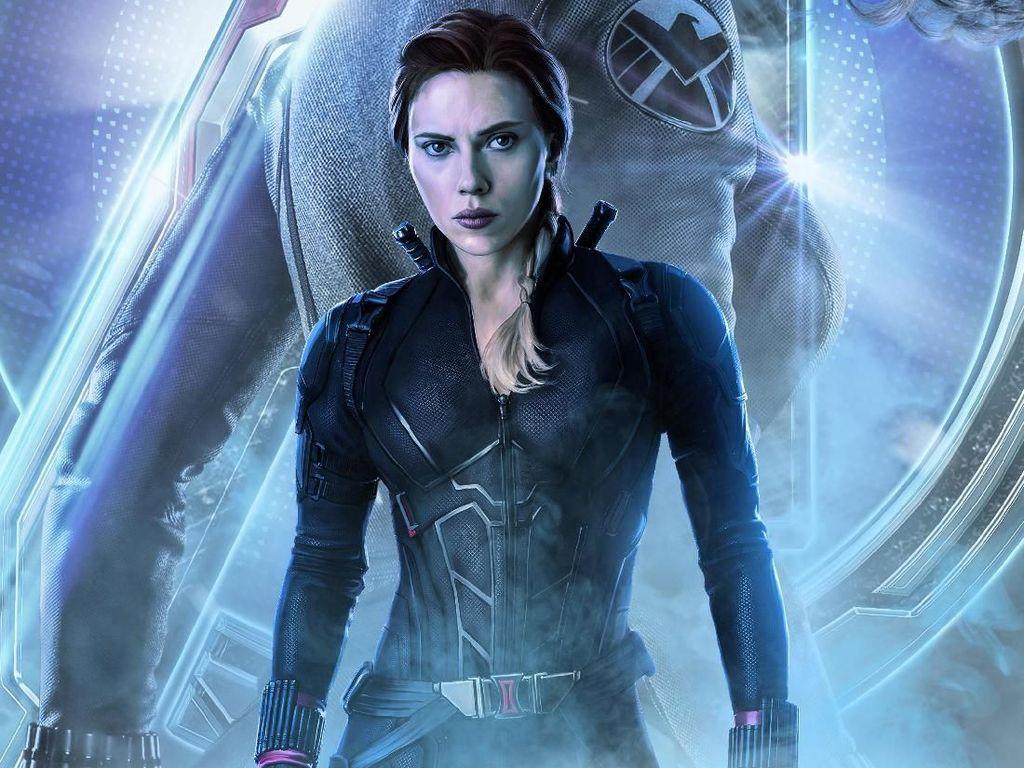 Sebelum Endgame Tayang, Black Widow Sudah Ungkap Kematiannya