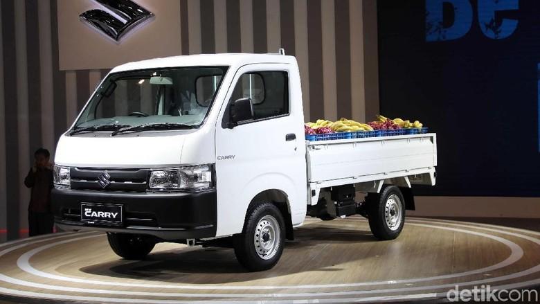 Debut Pertama di Dunia, Berikut Harga Pikap Suzuki Carry