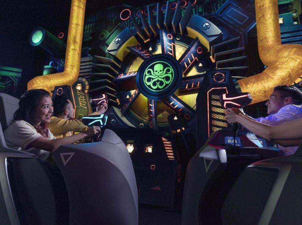 Foto: Liburan ke Hong Kong Disneyland, Bisa Coba 5 Atraksi Ini