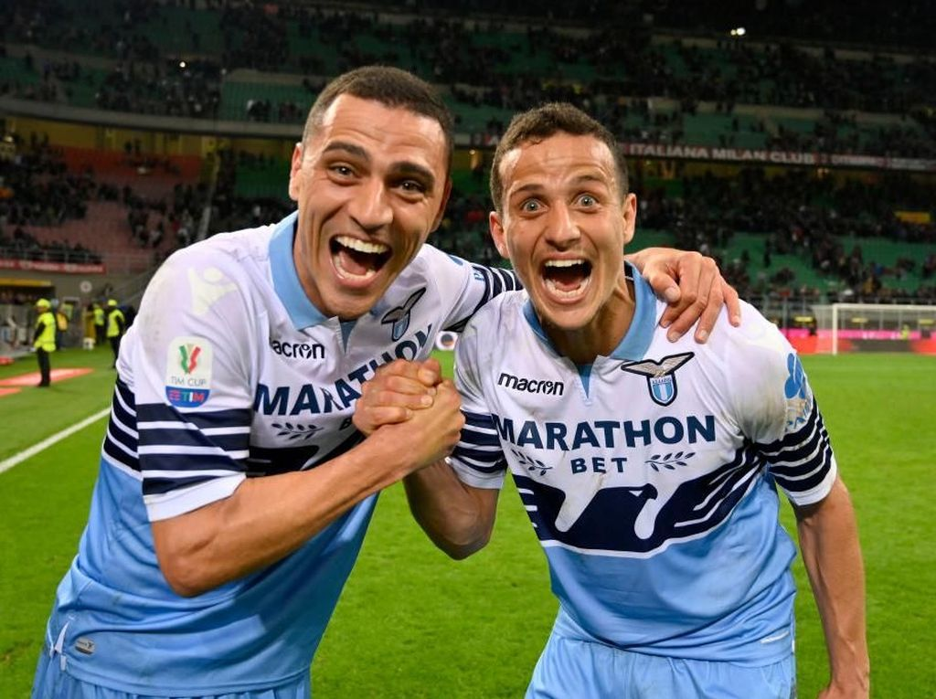 Bungkam Milan, Lazio ke Final Coppa Italia