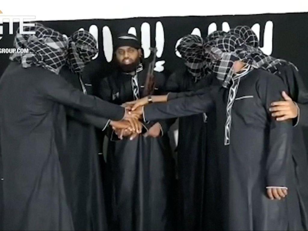 Video ISIS Ungkap Dalang Utama Rentetan Bom Paskah di Sri Lanka