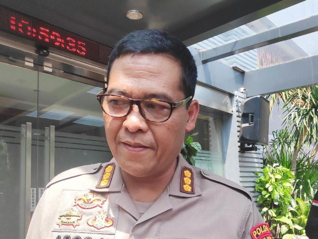 Penjelasan Polisi soal Temuan Form C1 di Menteng yang Berawal dari Razia