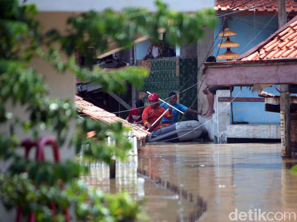 Ada 25 Kelurahan dan 86 RW di Jakarta Rawan Banjir
