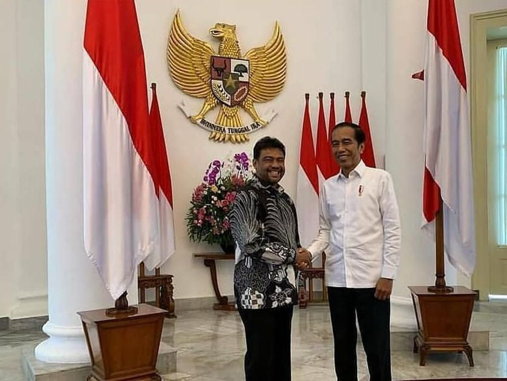 Said Iqbal Tagih Janji Lalu Puji Jokowi