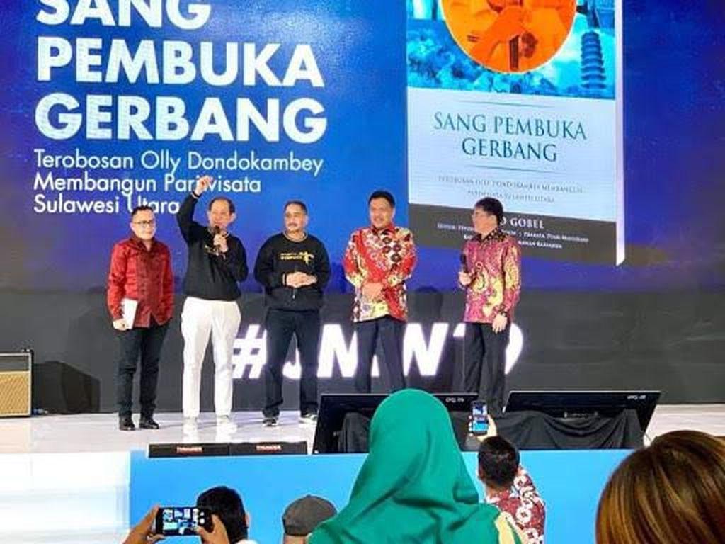 Sulut Raih Penghargaan The Rising Destinastion of The Year 2019