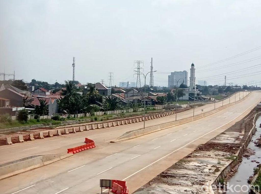 Kontraktor Proyek Tol Desari Bakal Disanksi