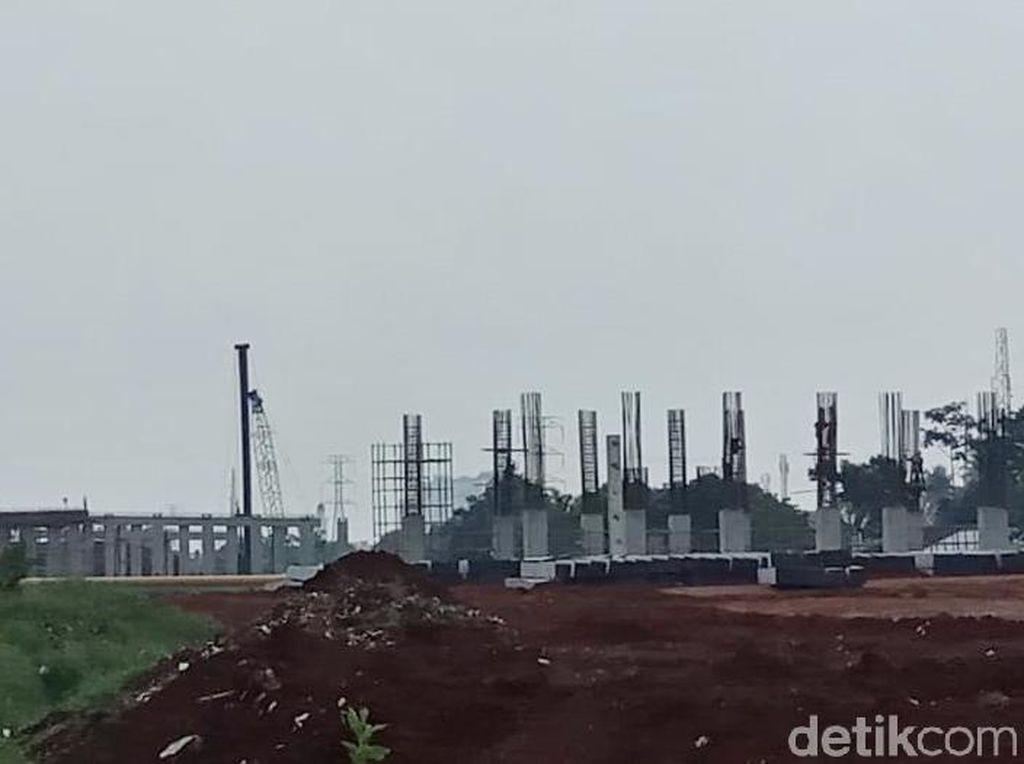 BPJT Cek Lokasi Proyek Terowongan Tol Desari yang Ambruk