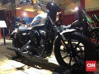 Moge Harley-Davidson Meluncur, Lebih Murah dari Honda X-ADV