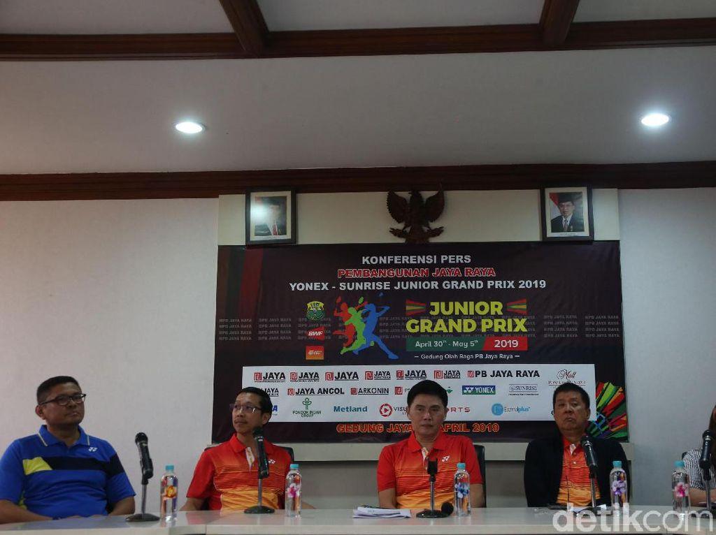 Juara Jaya Raya Junior Grand Prix Diiming-imingi Seleksi ke Kejuaraan Dunia