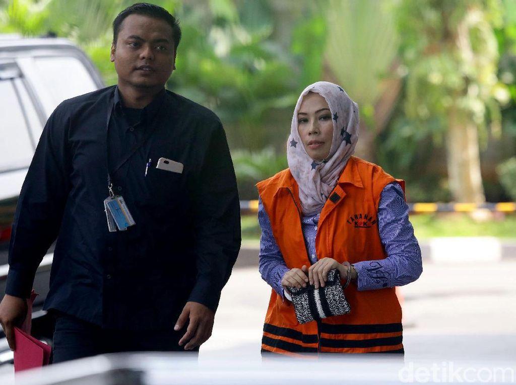 Asty Winasti Diperiksa KPK Soal Kasus Suap Bowo Sidik Pangarso