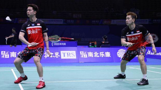 Ke Final Kejuaraan Asia, Kevin/Marcus Mengaku Hoki
