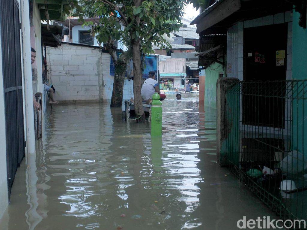 Video: Warga Cililitan Kaget, Banjir Terakhir Terjadi 4 Tahun Lalu