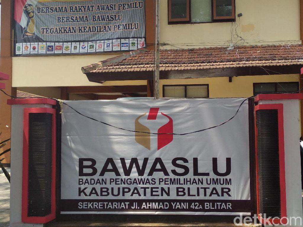 Bawaslu Kabupaten Blitar Temukan Empat Anggota Polri Masuk Daftar Pemilih
