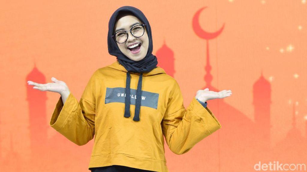 Senyum Manis Ria Ricis yang Tak Terlihat di Pernikahan Atta Halilintar dan Aurel Hermansyah