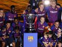 Andai Juara Akhir Pekan Ini, Barcelona Pesta Tanpa Trofi?