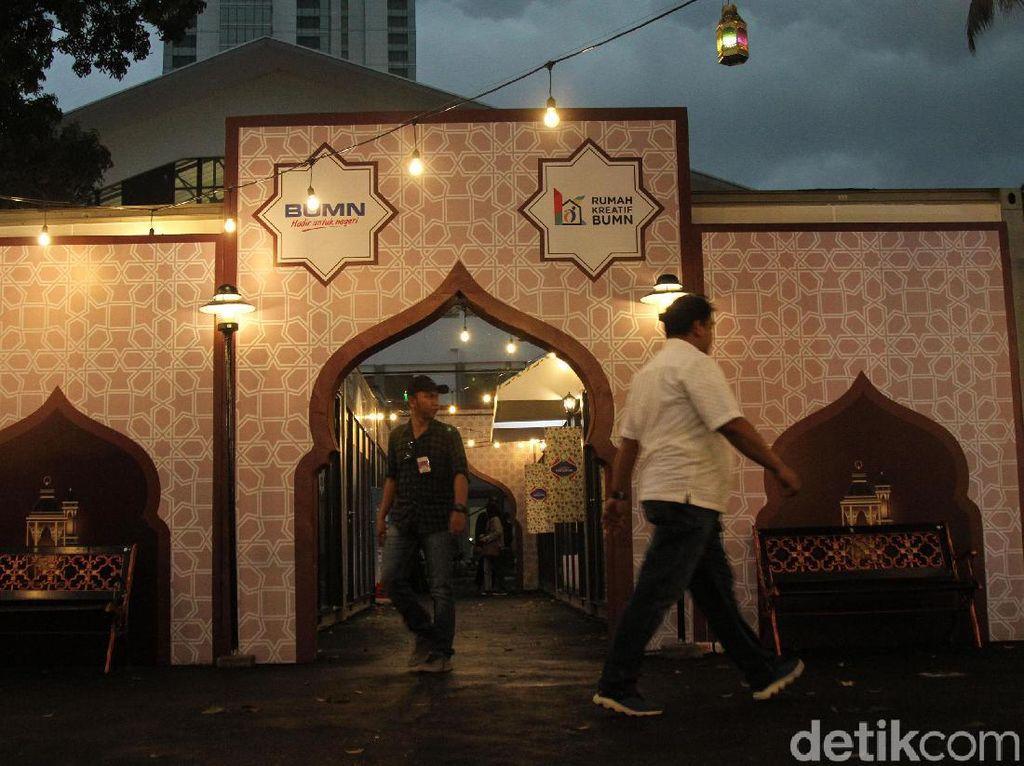 Halal Park Tambah Destinasi GBK