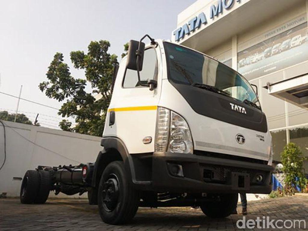 Truk Ringan Tata Motors untuk Indonesia