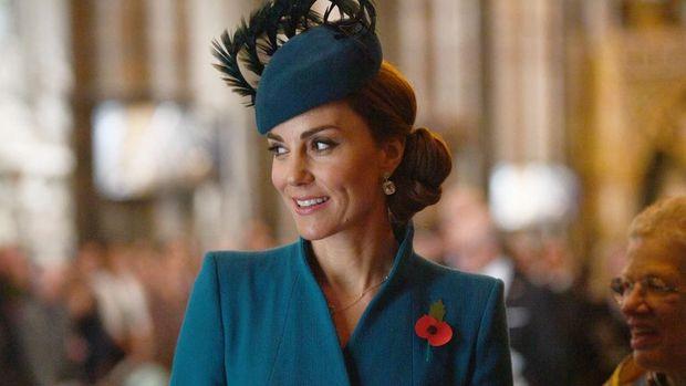 Reaksi Kate Middleton Saat Dibandingkan dengan Elsa 'Frozen'/