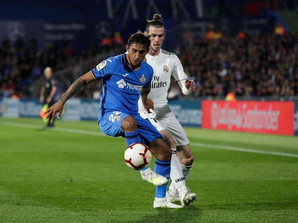Hasil Liga Spanyol: Getafe Vs Madrid Berakhir Imbang