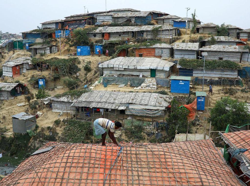 Bangladesh Putus Akses Internet di Kamp-kamp Pengungsi Rohingya