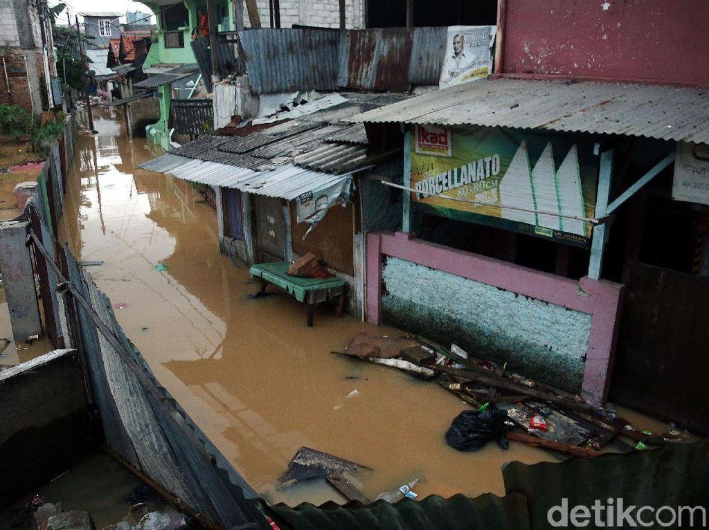 PKS: Banjir Jakarta Bukan Siapa Salah, tapi Cari Solusi