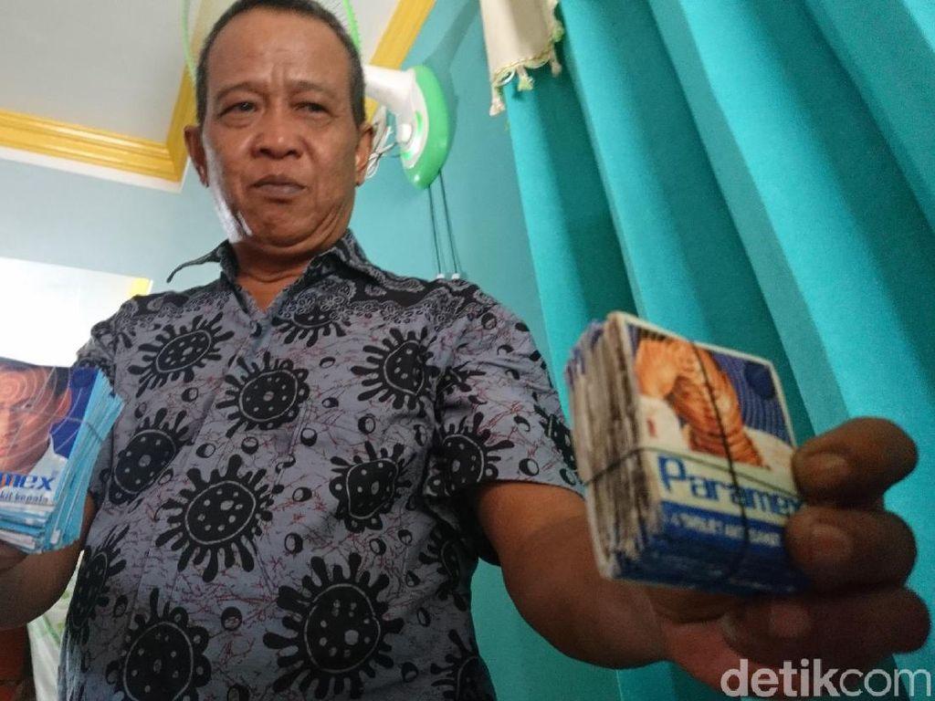 Pria Cilegon Kecanduan Obat Sakit Kepala, Sehari Minum 12 Tablet!