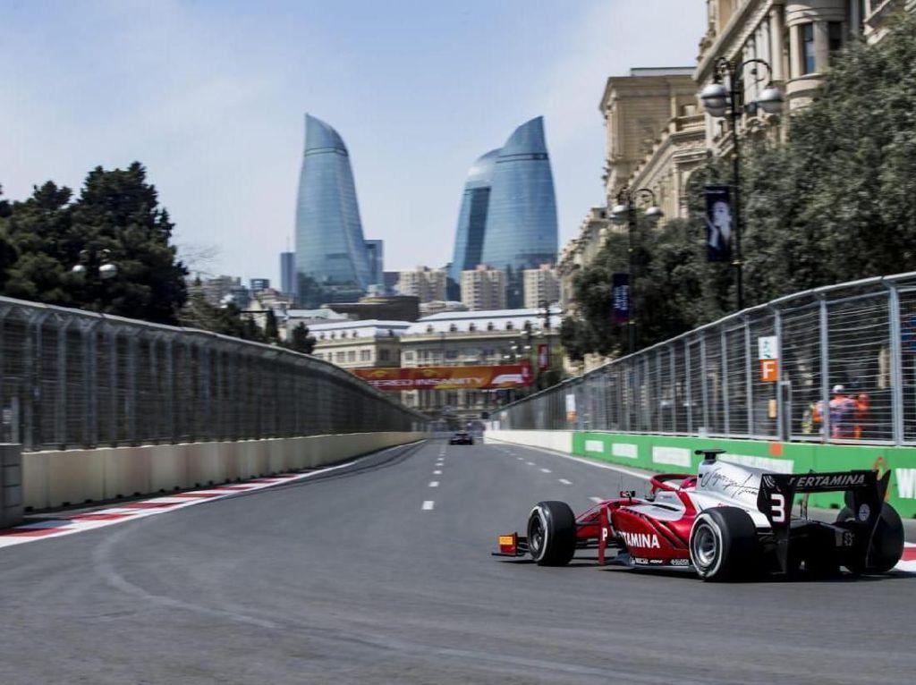 Saatnya Sean Gelael Bayar Kegagalan di Baku