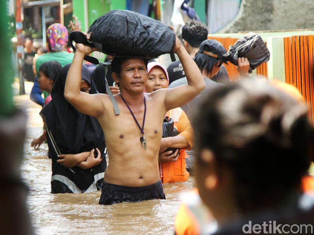 AI Digunakan untuk Tangani Banjir Jakarta