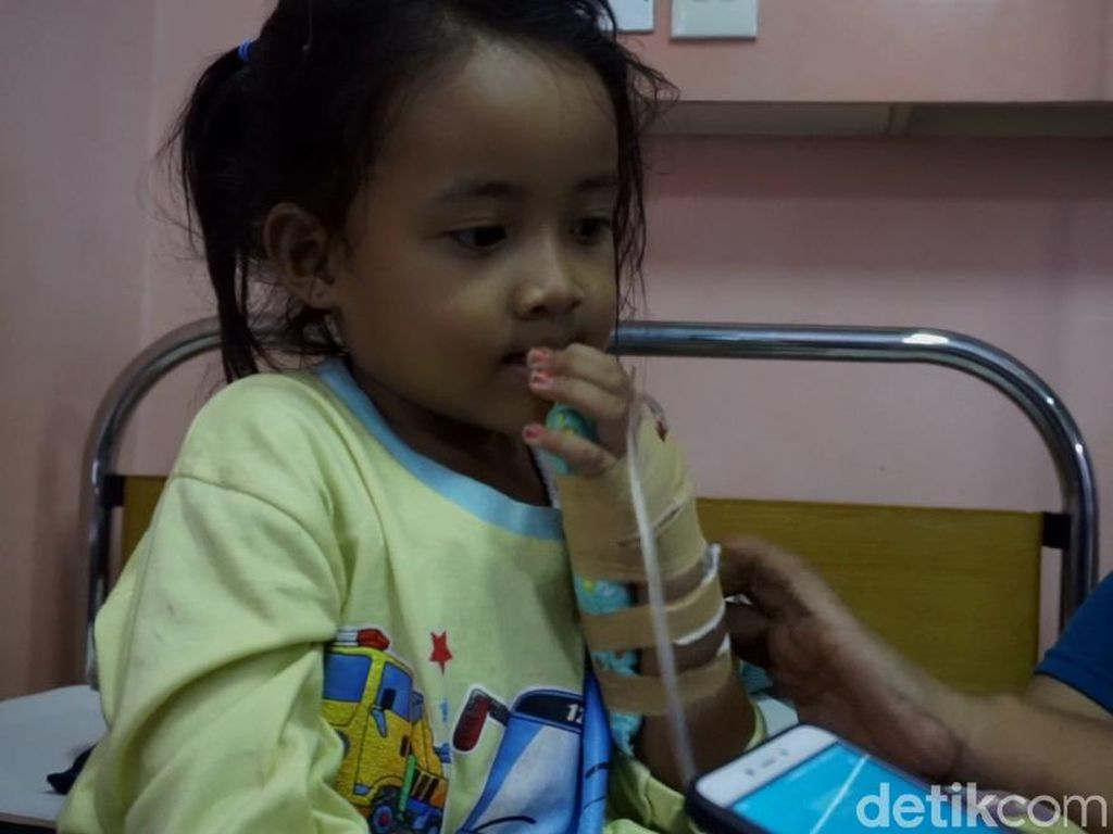 Kondisi Bocah Terduga Keracunan Permen di Pekalongan Mulai Membaik